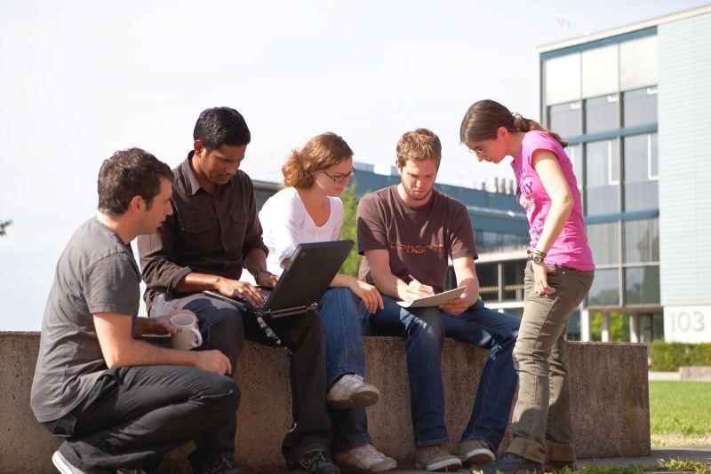 Studierendengruppe