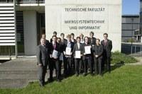 Kluge Köpfe finden kreative Lösungen - Sieger des 28. Bundeswettbewerb Informatik ausgezeichnet
