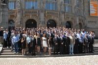 Feierliche Verleihung der Abschlussurkunden und Sommerfest der Technischen Fakultät am 05. Juli 2013